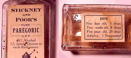 opio para bebes